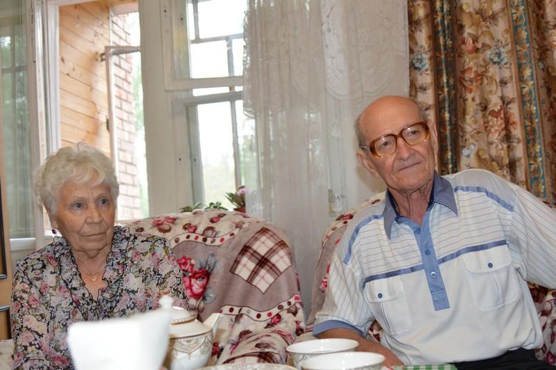 Озерская семья прошла семейный путь длиною в 60 лет