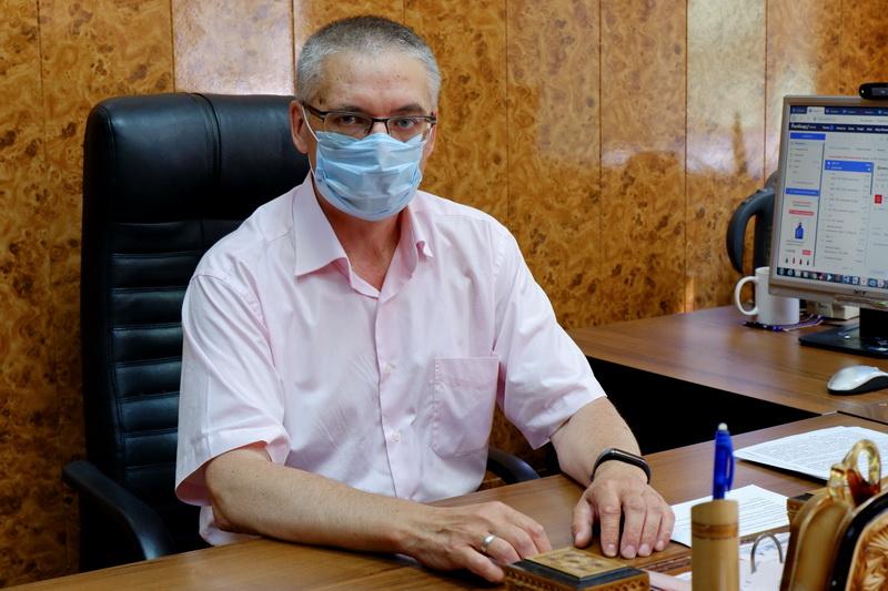 Эдуард Будущев и Евгений Фомин комментируют ситуацию с заболеваемостью коронавирусом в Озерском городском округе