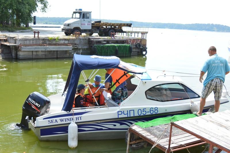 Жара: усилен контроль за ситуацией на водных объектах