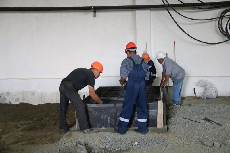 Алексей Текслер оценил масштабы реконструкции насосно-фильтровальной станции