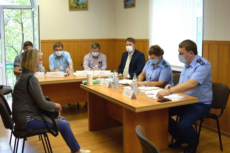 Евгений Щербаков: «Защита прав и интересов жителей – общая задача»