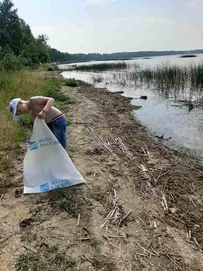 Экологи напоминают, как важно соблюдать чистоту и порядок