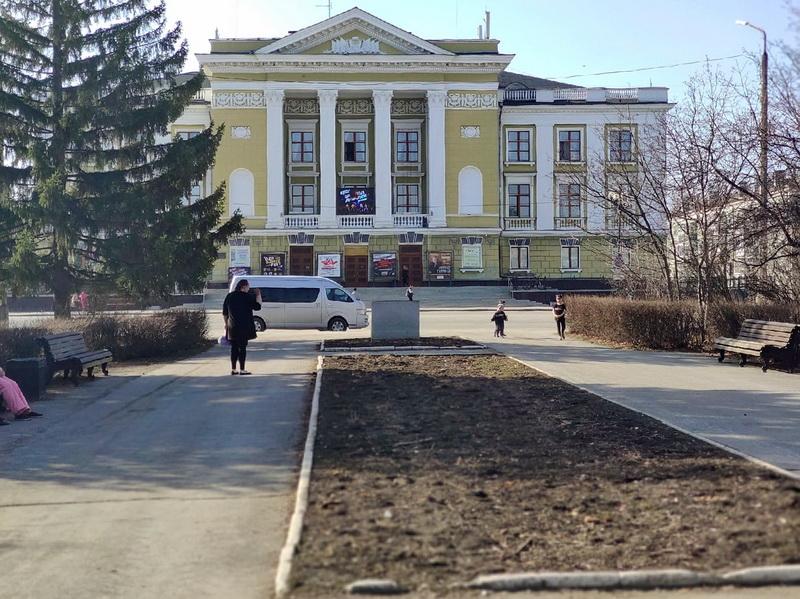 Сквер на площади Б.В. Броховича могут благоустроить в 2022 году
