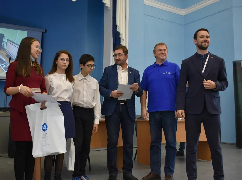 Подведены итоги Чемпионата округа «Юниоры AtomSkills – 2021»