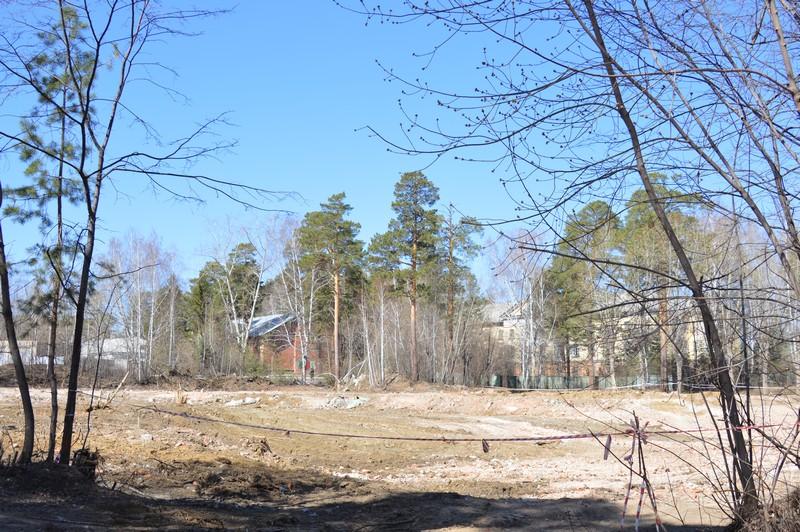 В Озерске завершили подготовку площадки для строительства инфекционного госпиталя