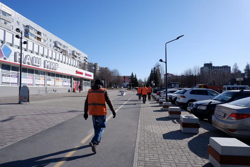 Уборка дорог в Озерске под контролем