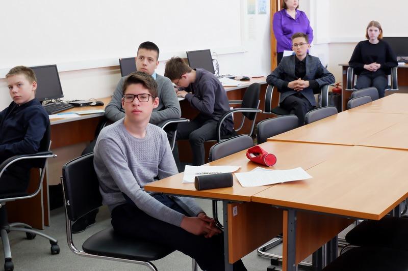 В Озерске прошли уроки местного самоуправления