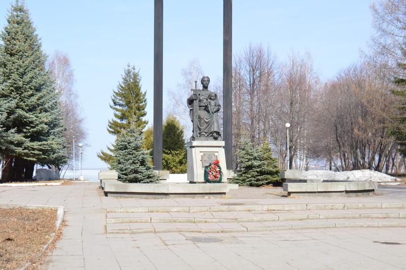 Сквер 40-летия Победы – претендент на благоустройство в 2022 году