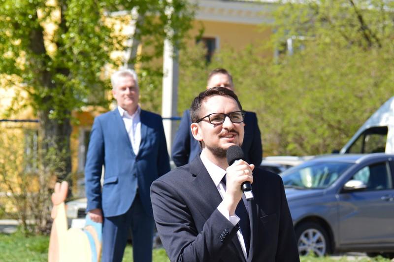 7 и 8 мая в Озерске проходит акция «Поздравь ветерана»