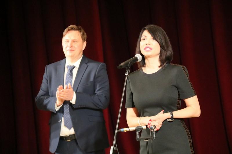 В Озерске состоялось открытие современного концертного зала