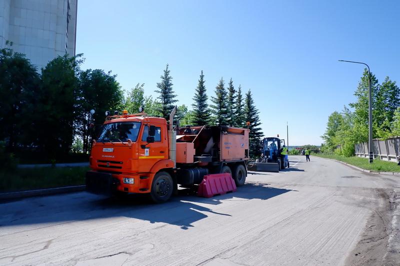 Ремонт Озерского шоссе может начаться уже в этом году