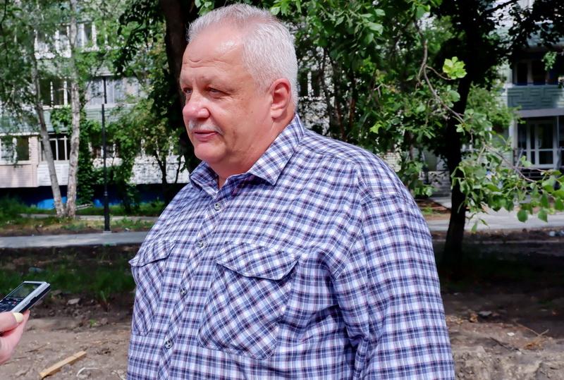 Евгений Щербаков: «Вместе с горожанами ждем обновление проспекта К. Маркса»