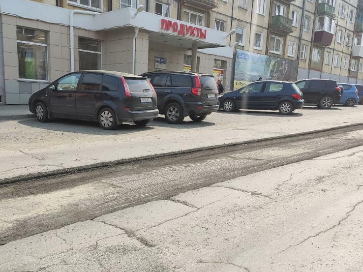 В Озерске стартовал ремонт дорог