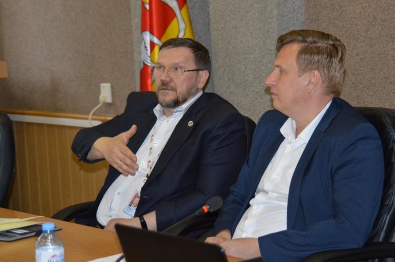 Озерск пригласил инвесторов к сотрудничеству