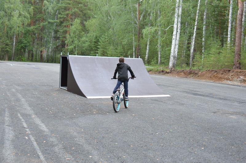 В Озерске откроется скейт-парк