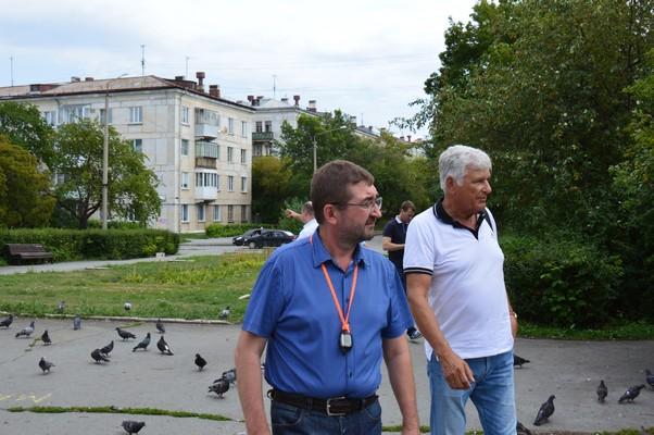Депутаты изучили проблему уборки города