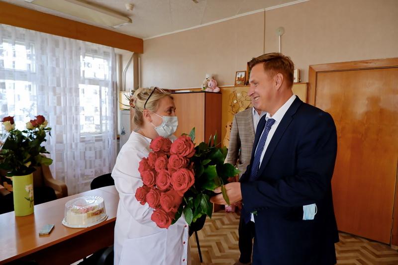 Ирина Егорова: «Главное качество врача – милосердие»
