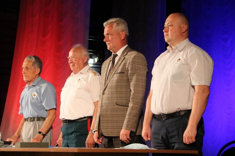 Ветераны подвели итоги работы и наметили планы на будущее