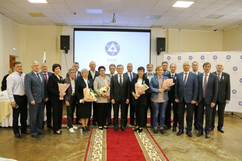 Генеральный директор Росатома Алексей Лихачев встретился с озерчанами