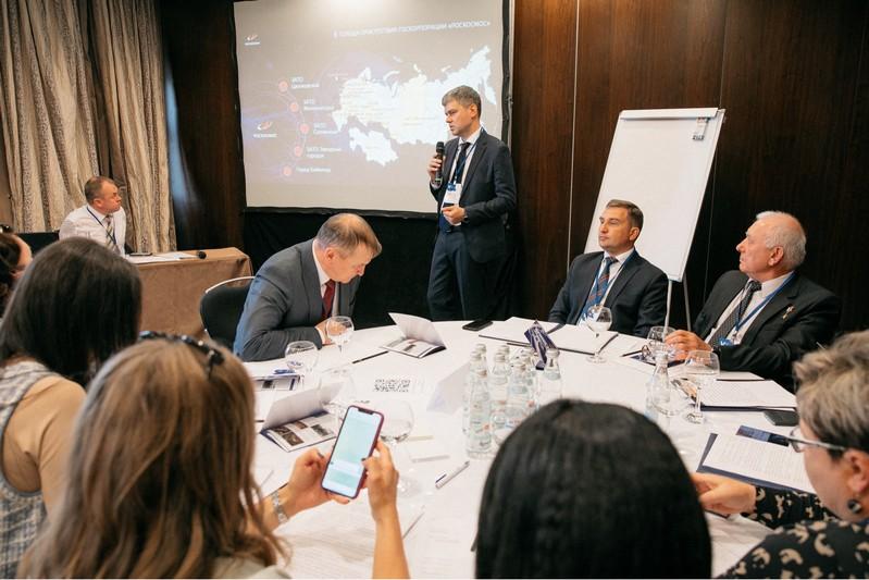 Делегация Озерска принимает участие в V Форуме городов высокого научного и технологического потенциала в Москве