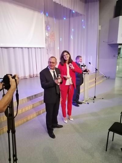 Паралимпийских чемпионов встретили в Озерске