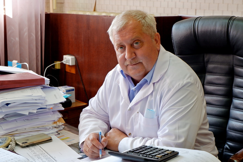 Евгений Фомин о ситуации с заболеваемостью коронавирусом и ОРВИ в Озерском городском округе