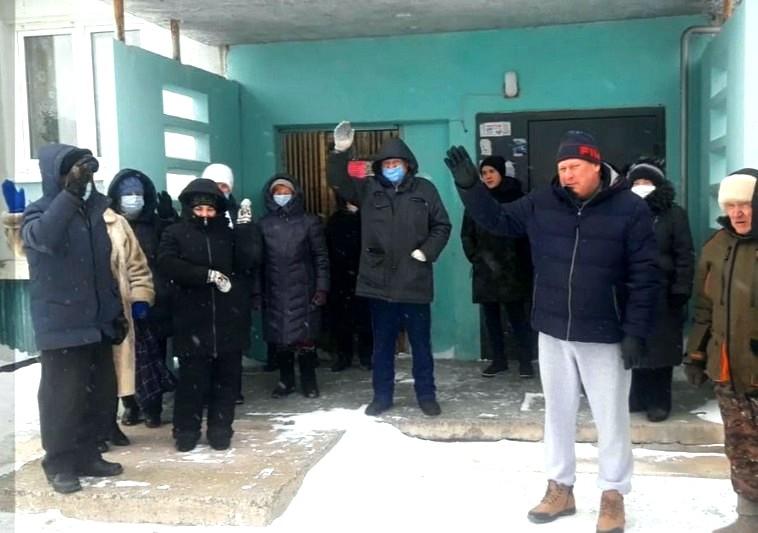 Жители Метлино активно участвуют в новом народном проекте