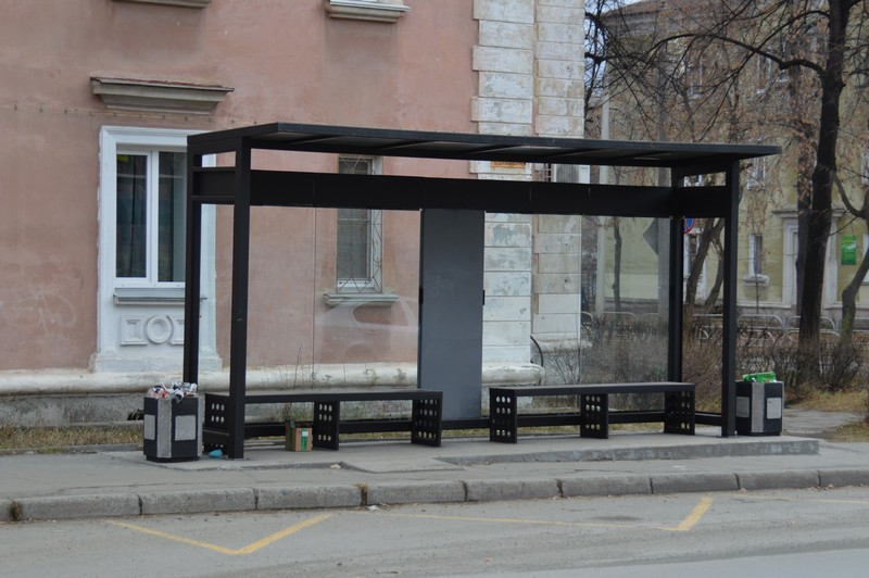 Новые остановки: с заботой о пассажирах и красоте Озерска