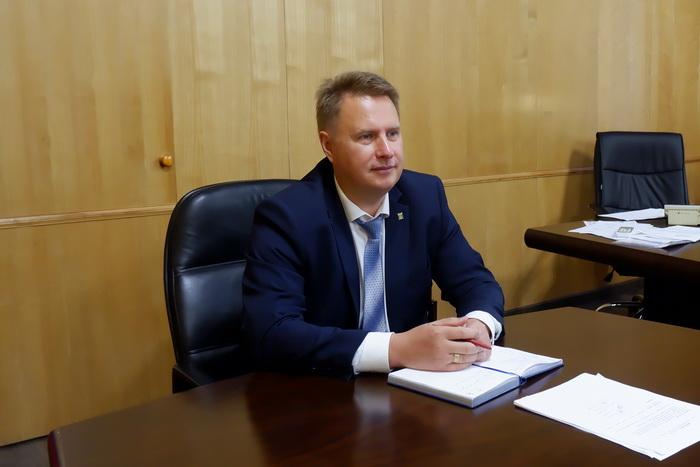 Евгений Щербаков: «Озерские школы приступят к работе в штатном режиме»