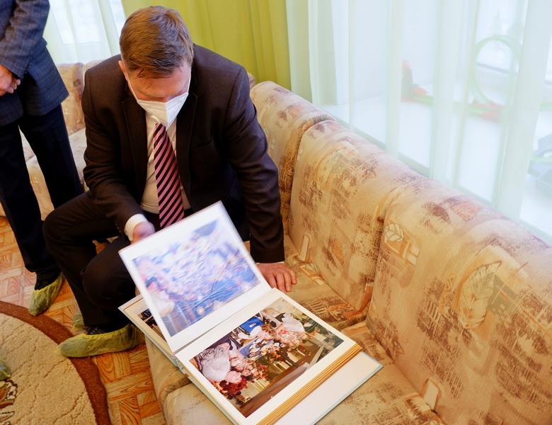 Евгений Щербаков: «Рад поддержать «Наших детей»