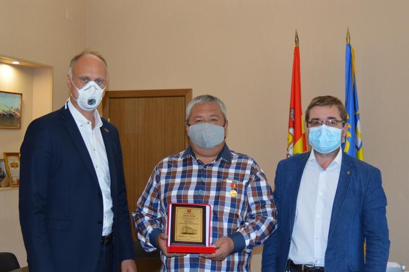 Работник «Маяка» стал лауреатом премии Законодательного Собрания области