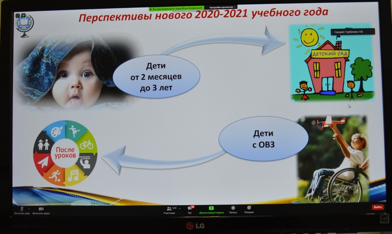 Педагогический форум прошёл в онлайн-формате