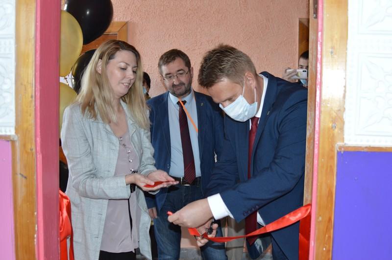 В посёлке Метлино состоялось открытие «Мастерской компьютерной грамотности»