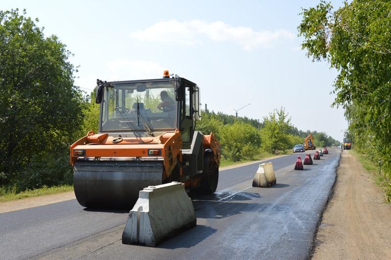 2020 год стал рекордным по ремонту дорог в Озерске