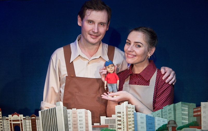 Все секреты Сороковки – в одном спектакле театра кукол