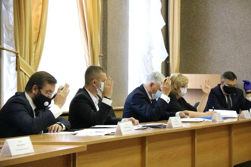 Депутаты рассмотрели широкий круг вопросов
