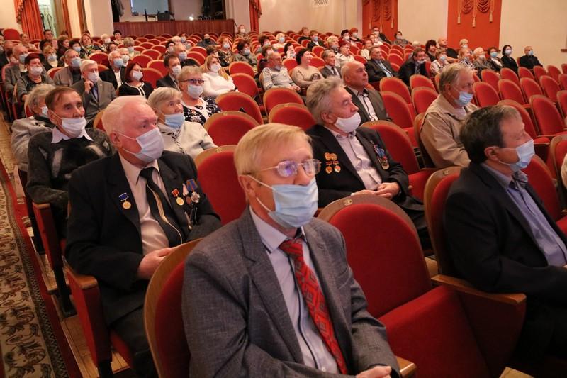 Росатом чествует своих ветеранов