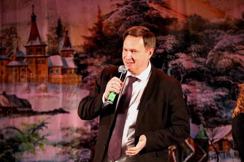 В Озерске прошла Рождественская елка губернатора