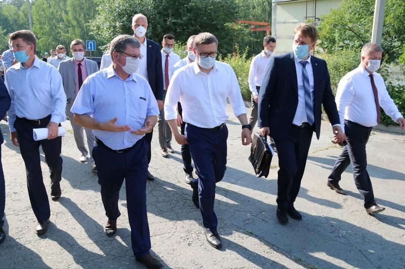 Ровно год назад состоялась инаугурация губернатора Челябинской области Алексея Текслера