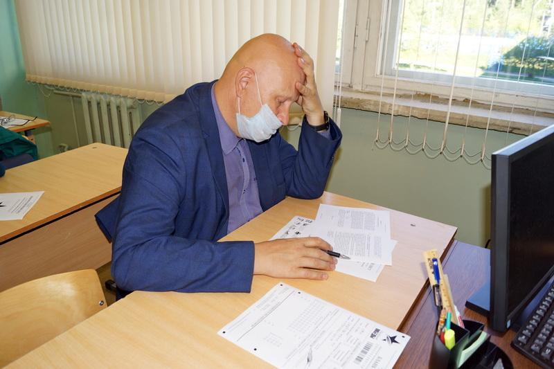 Озерчане написали «Диктант Победы»