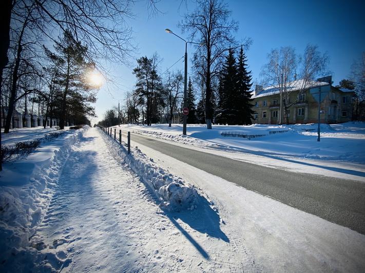 Евгений Щербаков: «Особое внимание необходимо уделить уборке тротуаров»