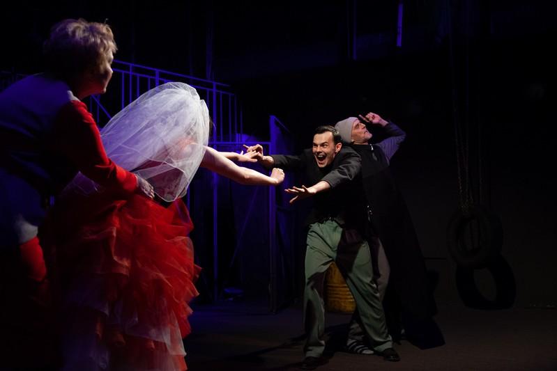 Ромео и Джульетта: новое прочтение истории в театре «Наш дом»