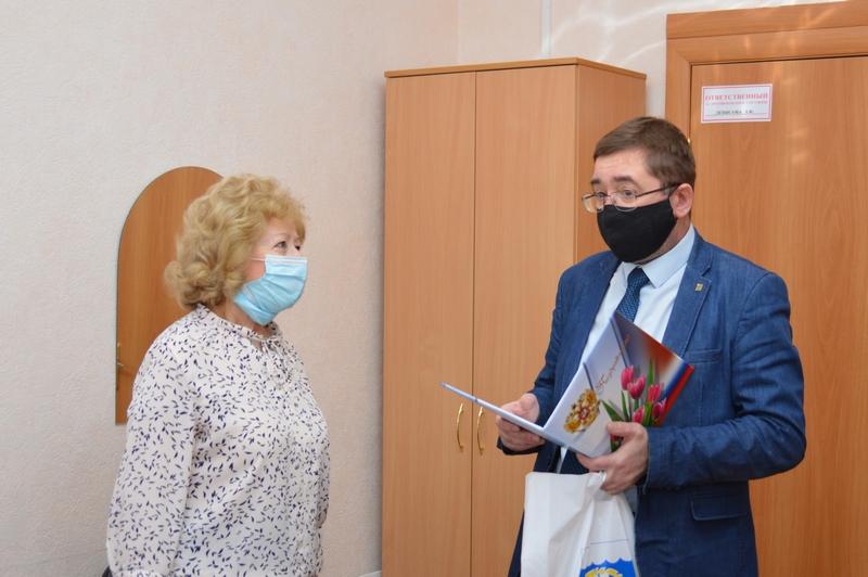 Людмила Денисова – и помощник, и психолог, и друг