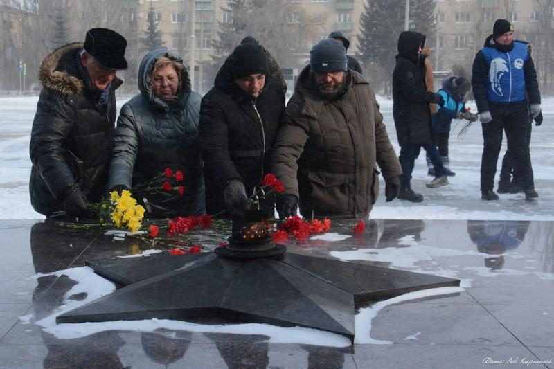 Озерск присоединился к Всероссийской акции «Защитим память героев»