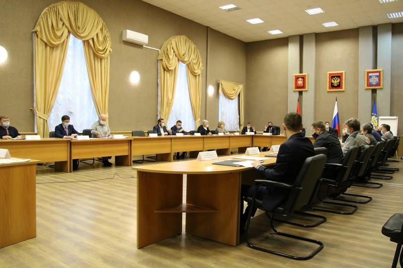 Принят главный финансовый документ Озерского городского округа на 2021 год