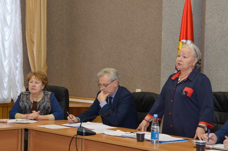 Подготовку к юбилею Победы обсудили с общественностью